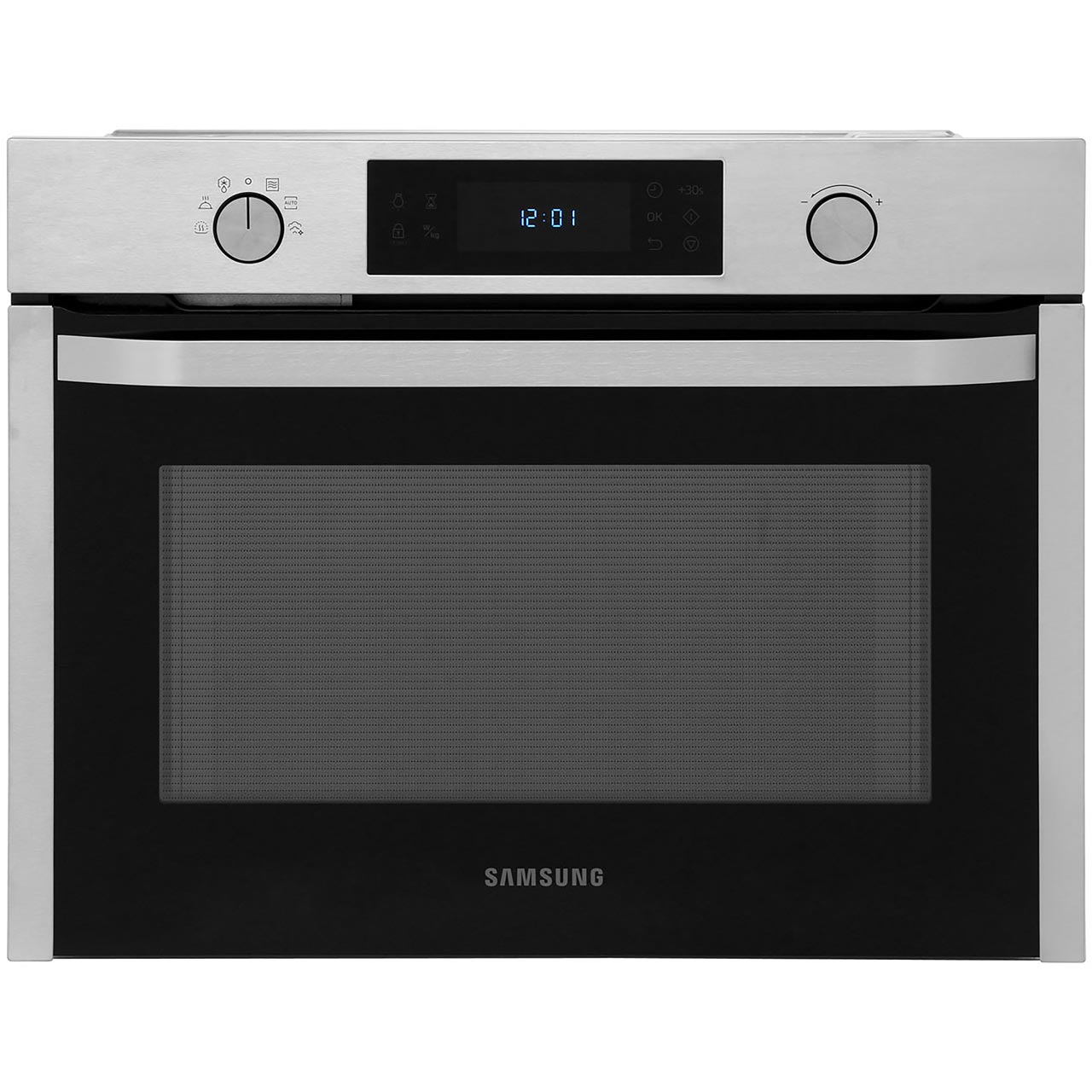 Samsung NQ50K3130BS Built In Microwave review