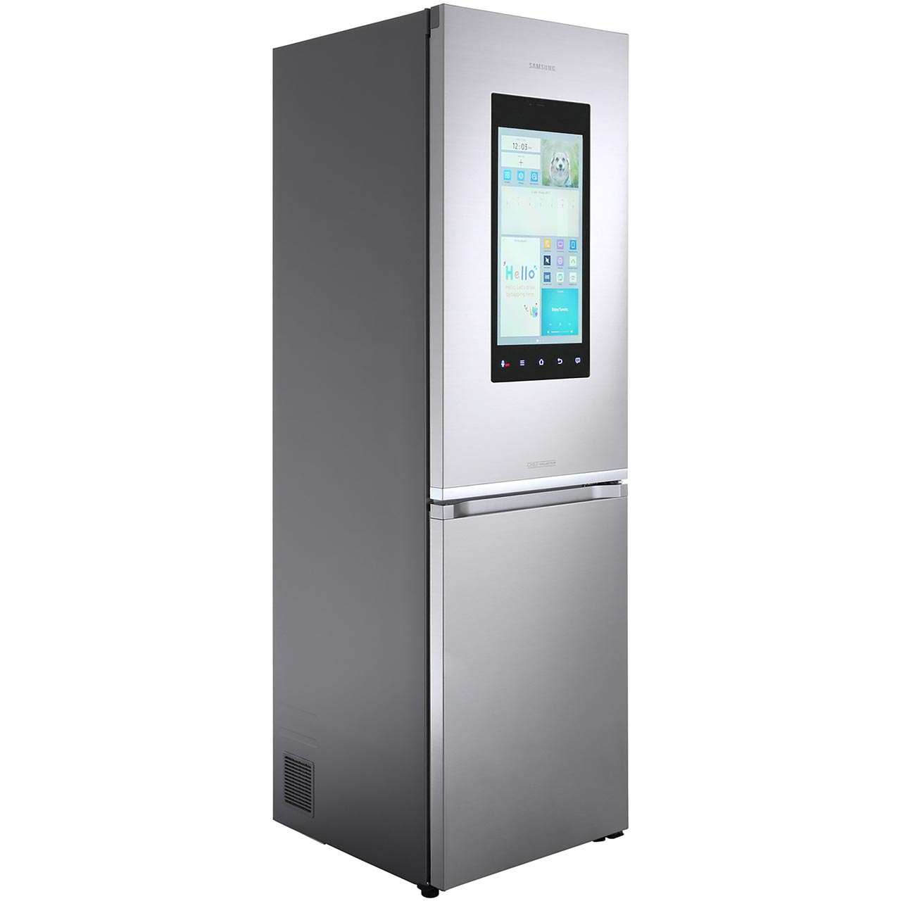 Samsung Rb38m7998s4 Family Hub A Fridge Freezer Frost