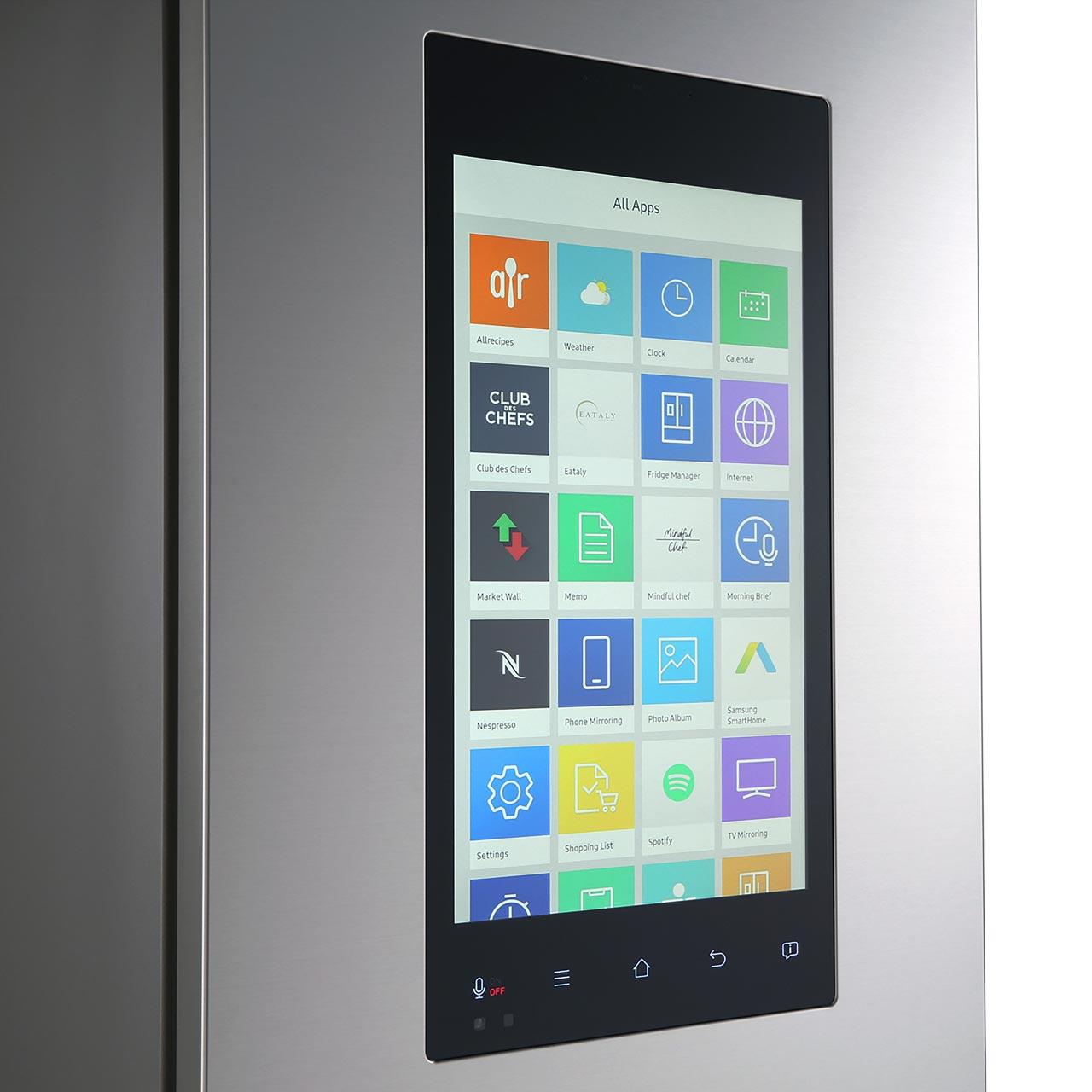 Samsung Rb38m7998s4 Family Hub A Fridge Freezer Frost