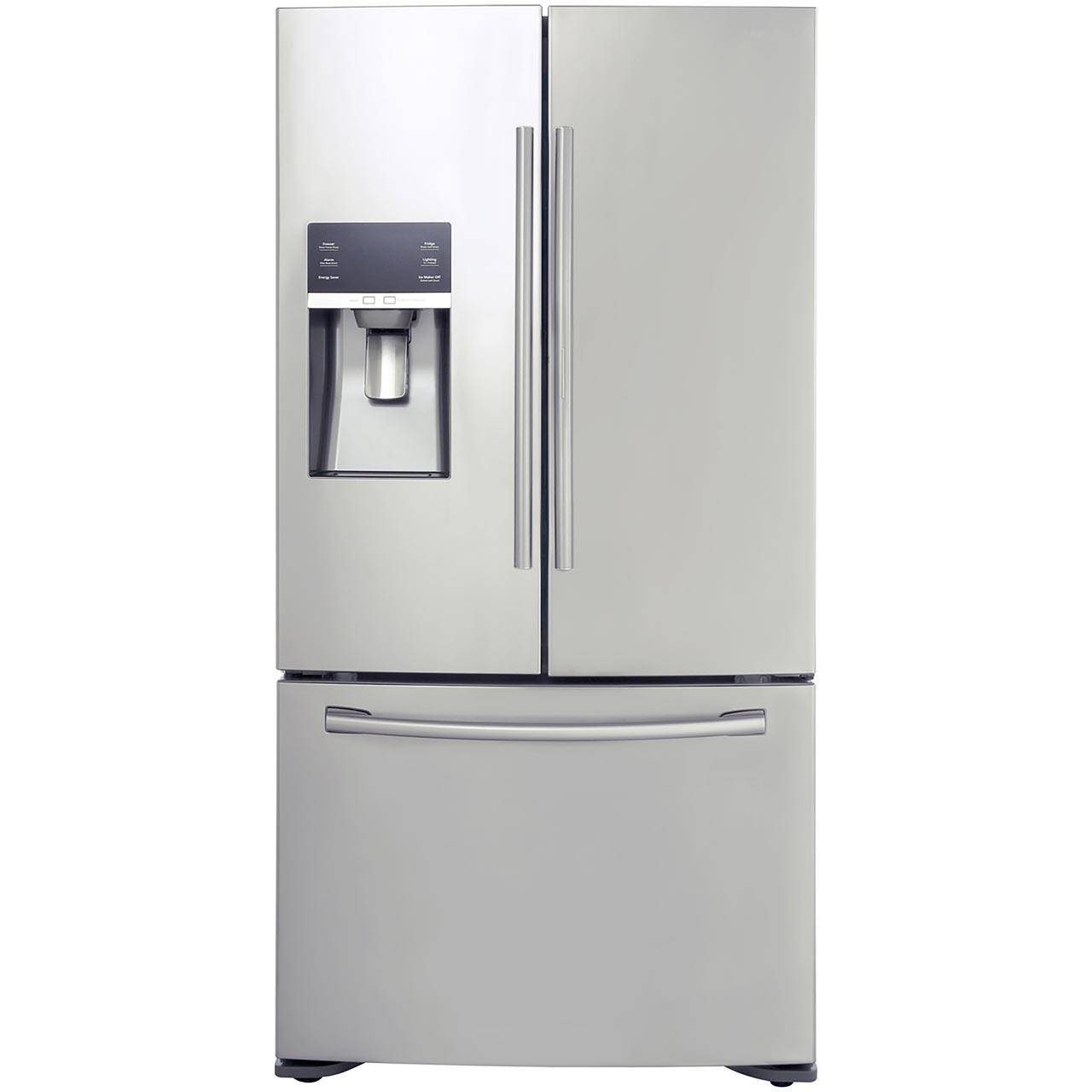 Samsung RF23HTEDBSR Free Standing American Fridge Freezer in Stainless Steel