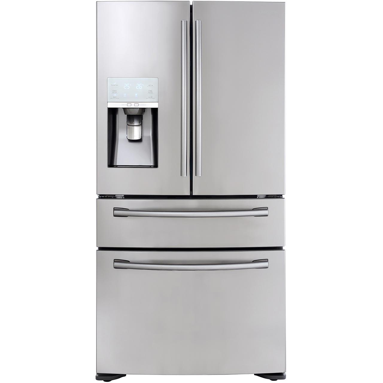 1b5995f483eb ... Samsung Four Door RF24FSEDBSR American Fridge Freezer - Stainless Steel  - A+ Rated - RF24FSEDBSR_SS ...