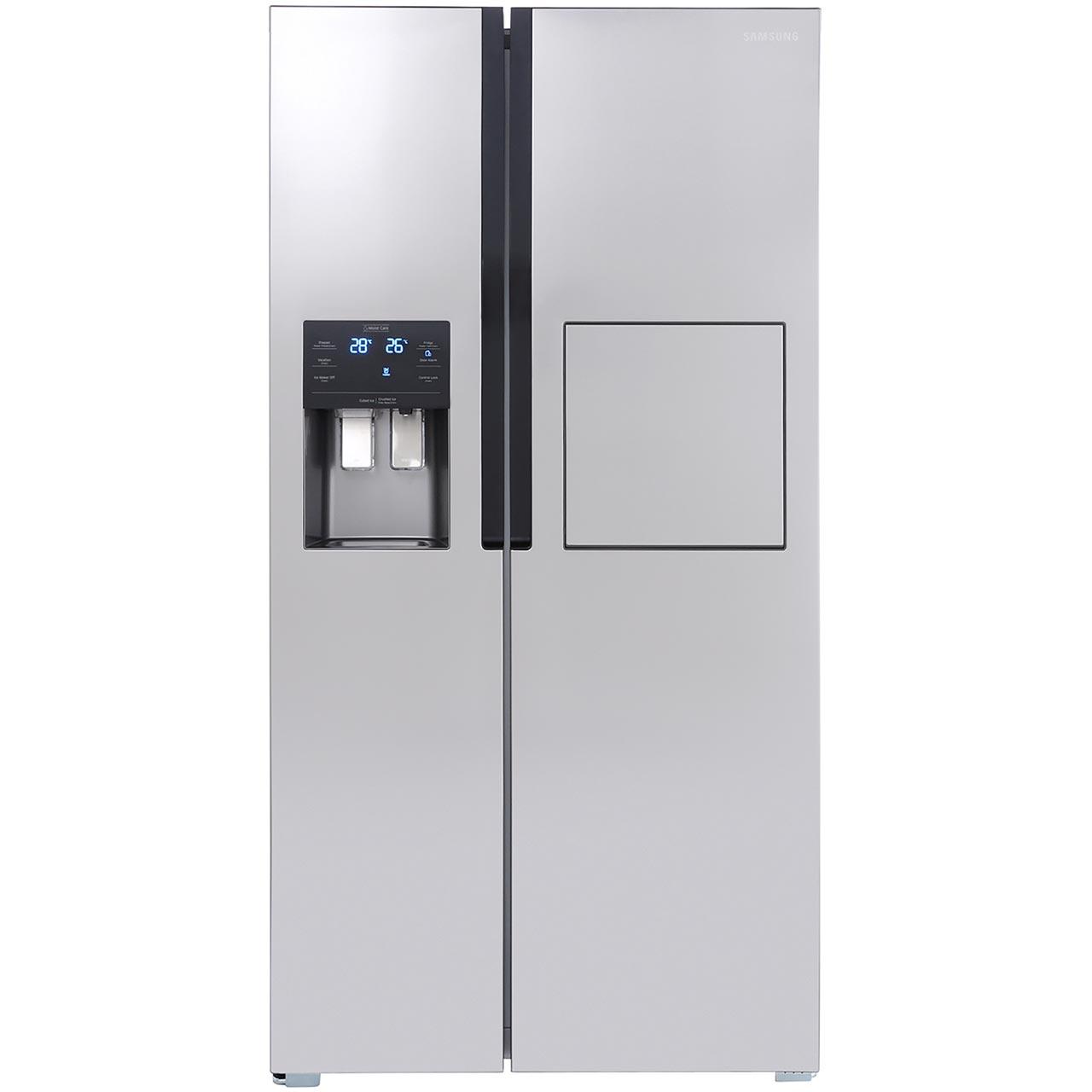 Samsung Rs51k5680sl 91cm Frost Free American Fridge