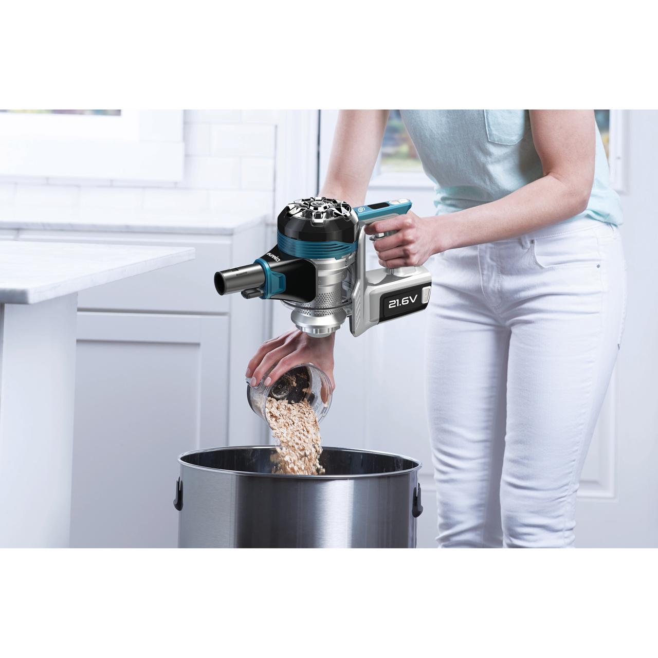 Eureka Swan Sc15820n Hyperclean Cordless Cordless Vacuum