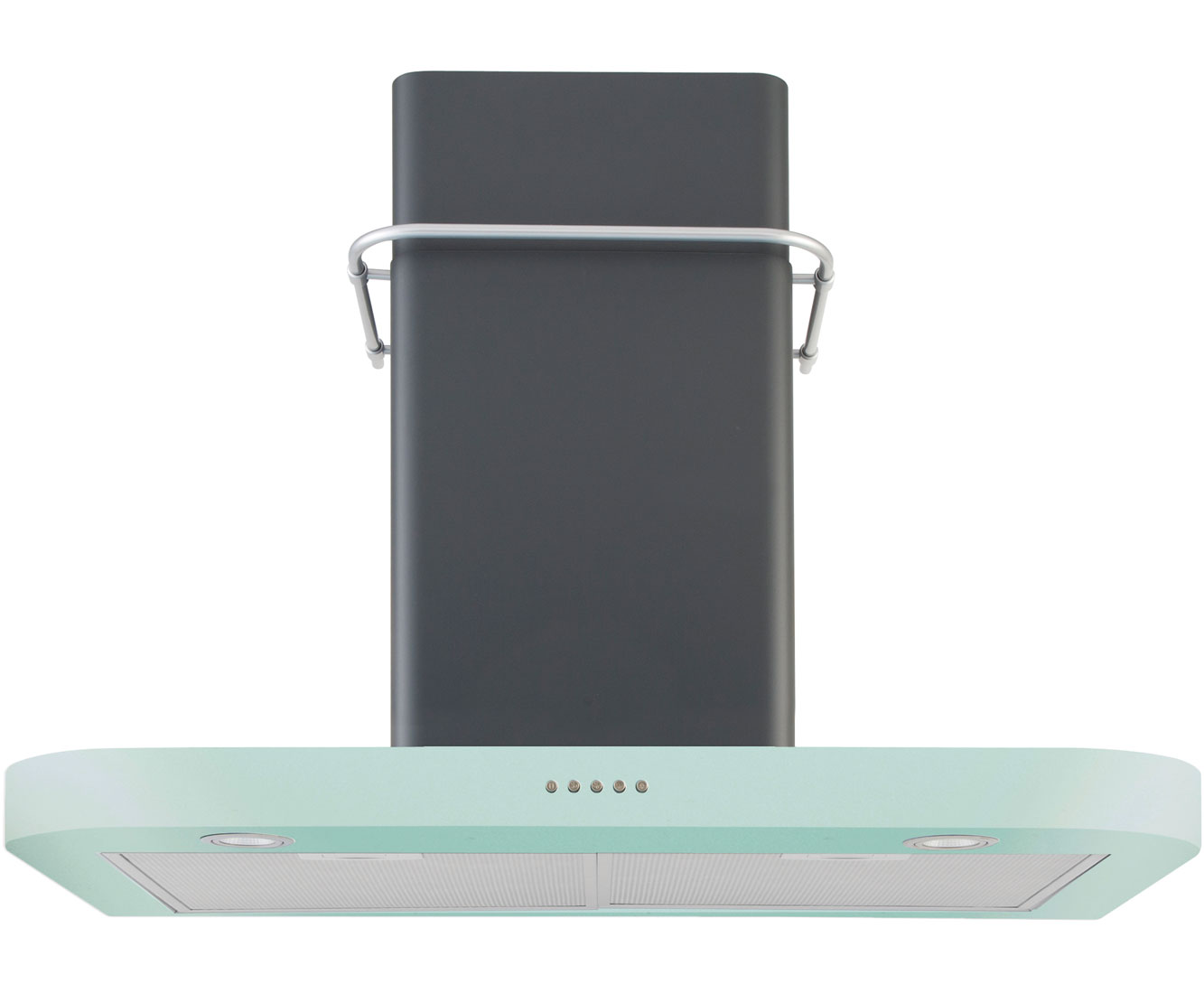Belling by Sebastian Conran SCCHIM60 Integrated Cooker Hood in Pastel Green