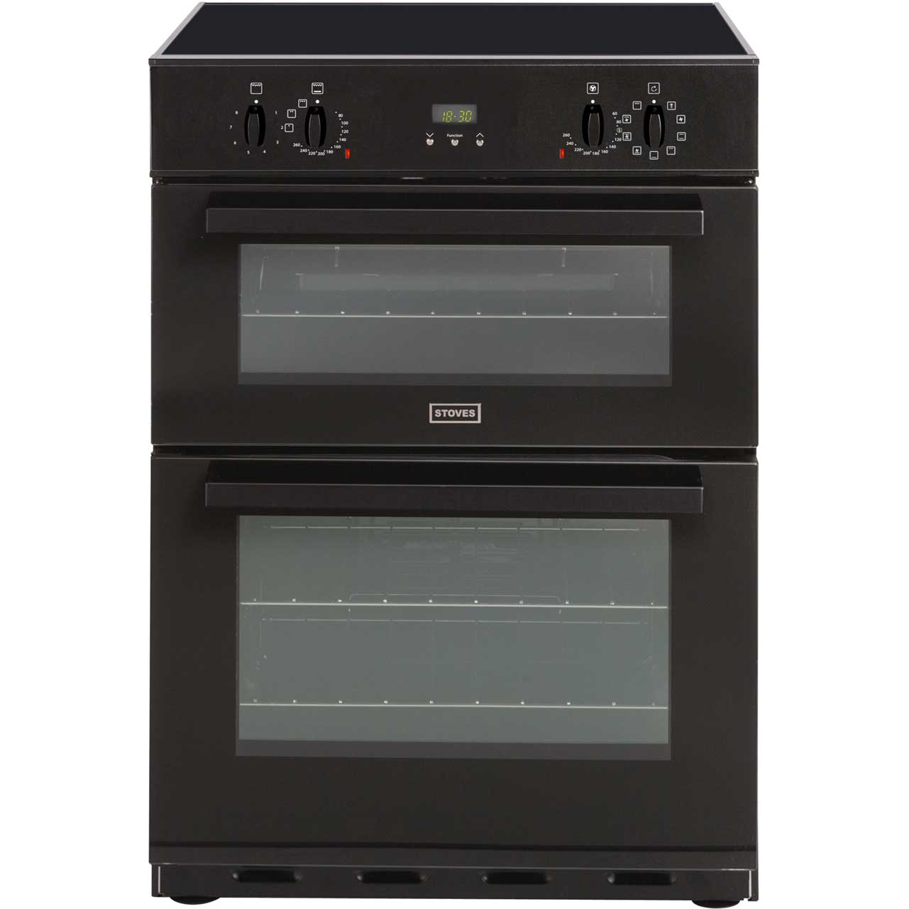Electric Cooker Stove : Stoves Sterling 600E Electric Cooker, Black Cookers and Ovens