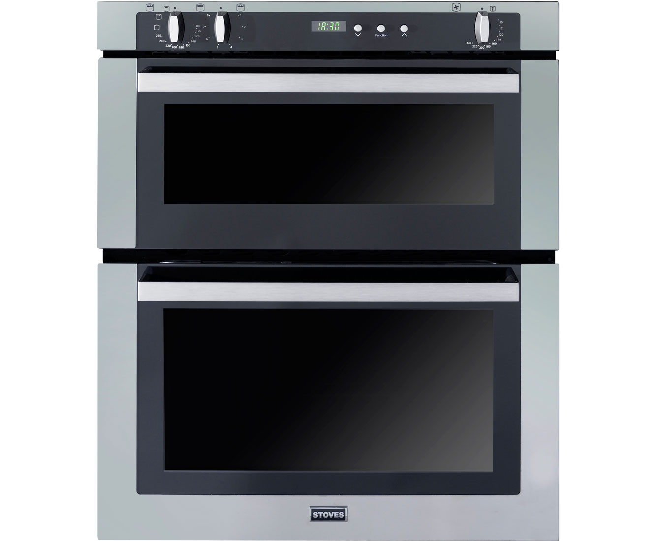 Superb Large Built In Double Oven Part - 3: Best Built-Under Double Ovens | Best Rated | Ao.com