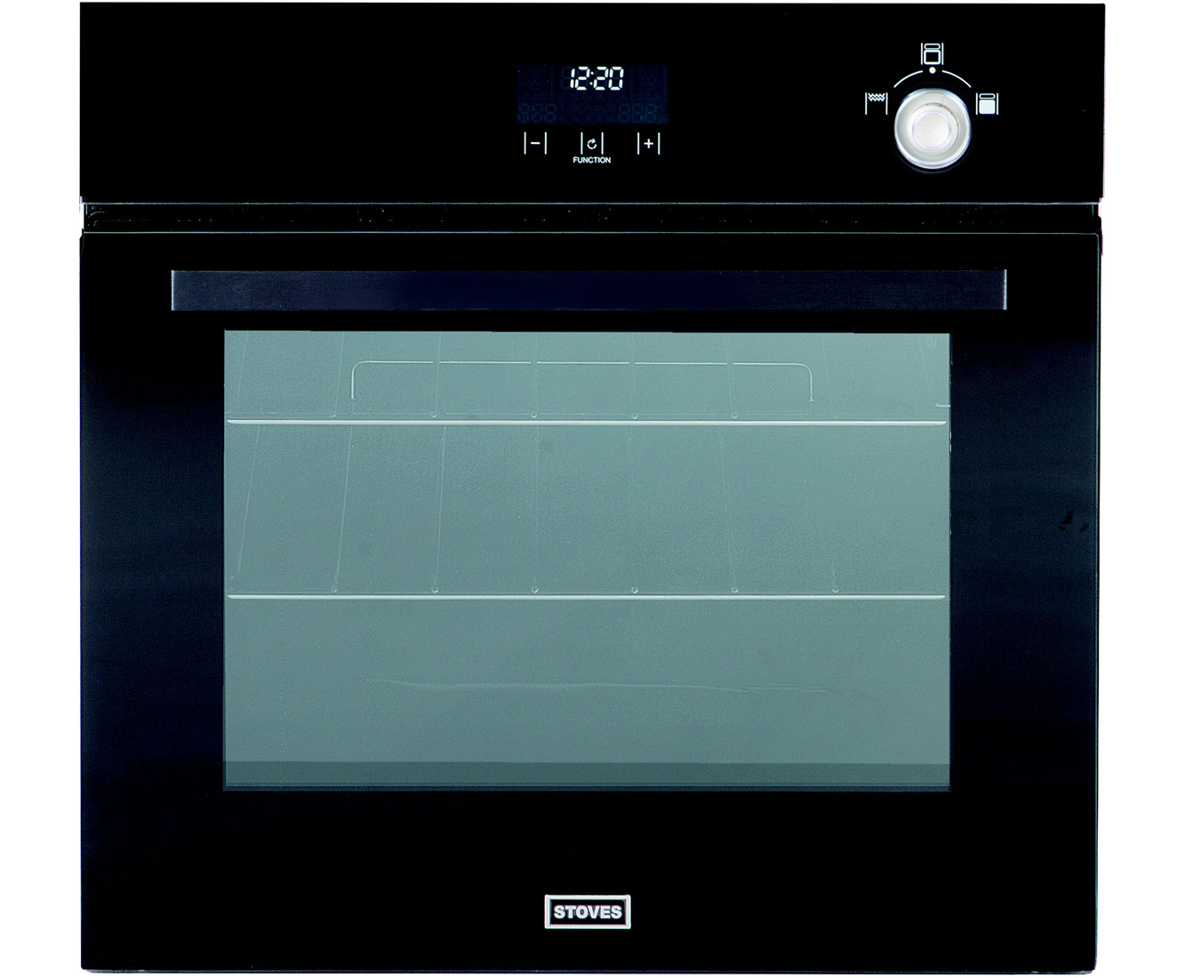 Stoves Professional SGB600MFSe Integrated Single Oven in Black