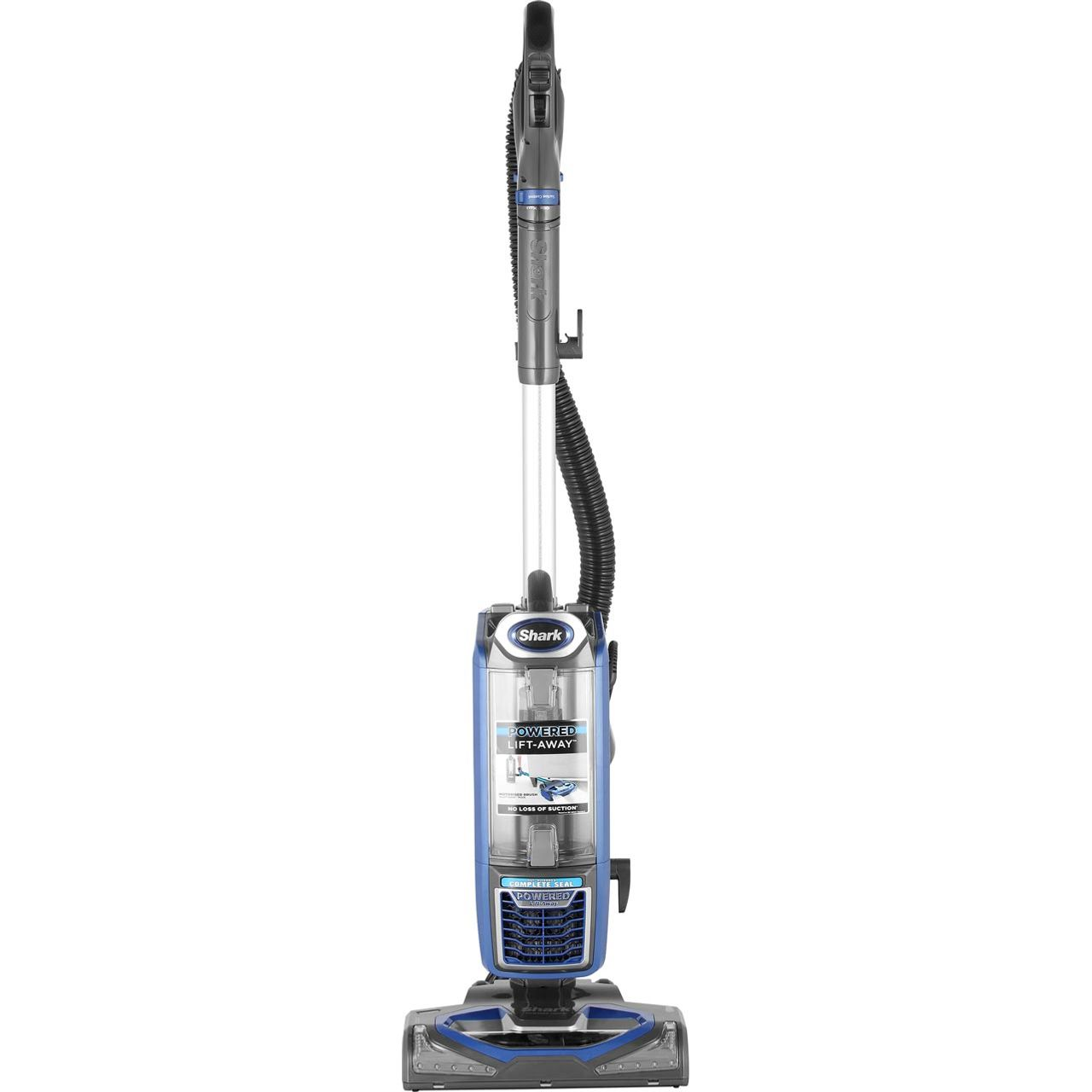 Nv681uk Bl Shark Bagless Vacuum Cleaner This Is Gooda Vaccuum Wiper Switch Cable Operated There No
