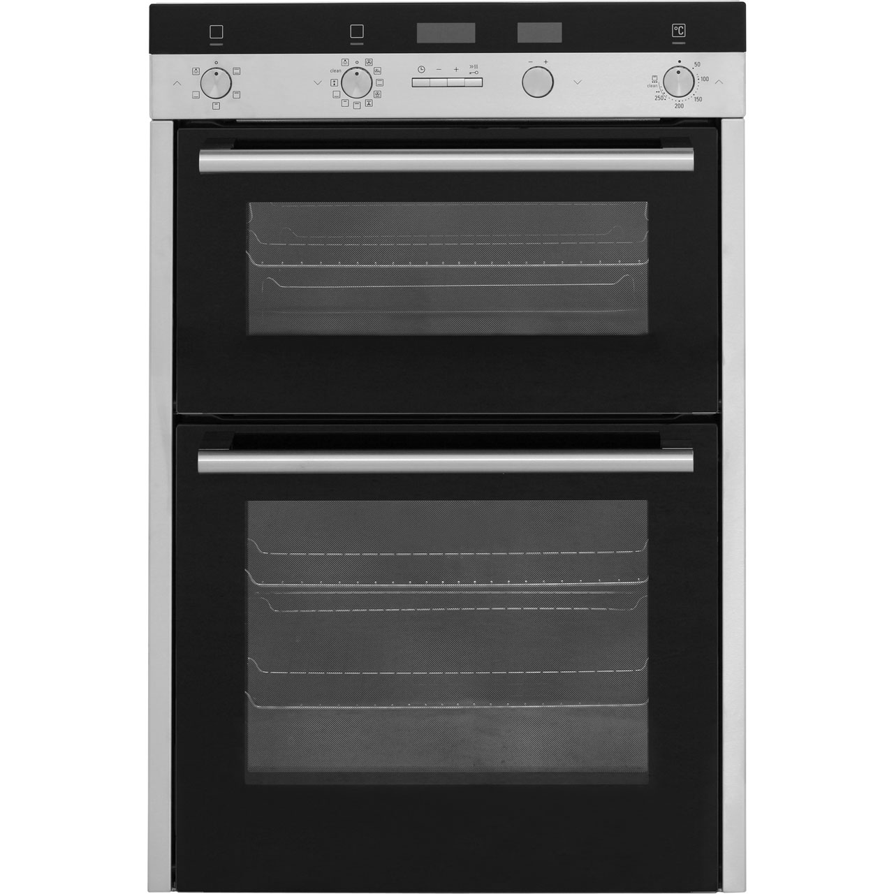 Siemens iq 500 hb55mb551b built in double oven stainless for Siemens ofen
