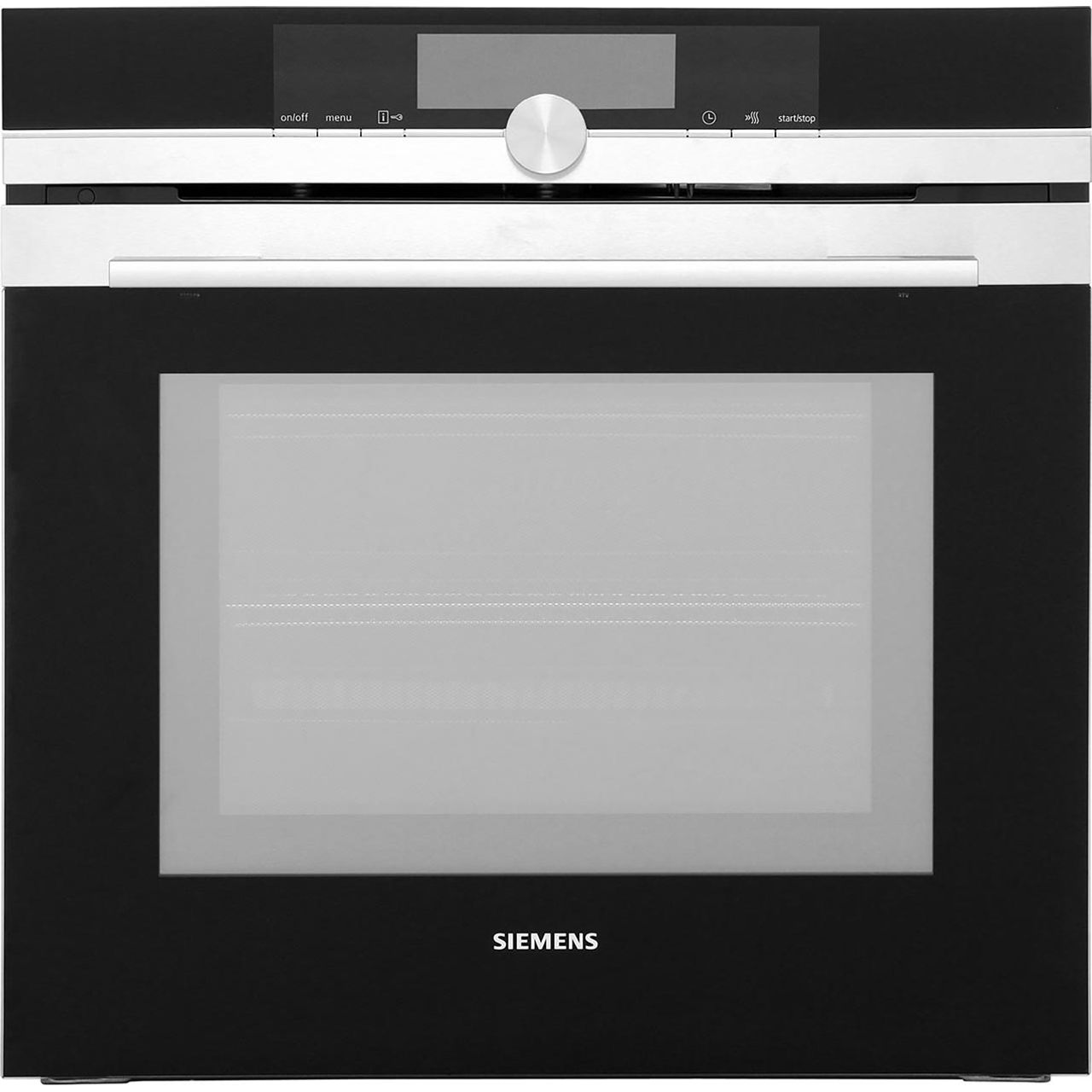 Siemens IQ-700 HM678G4S6B Built In Electric Single Oven with ...