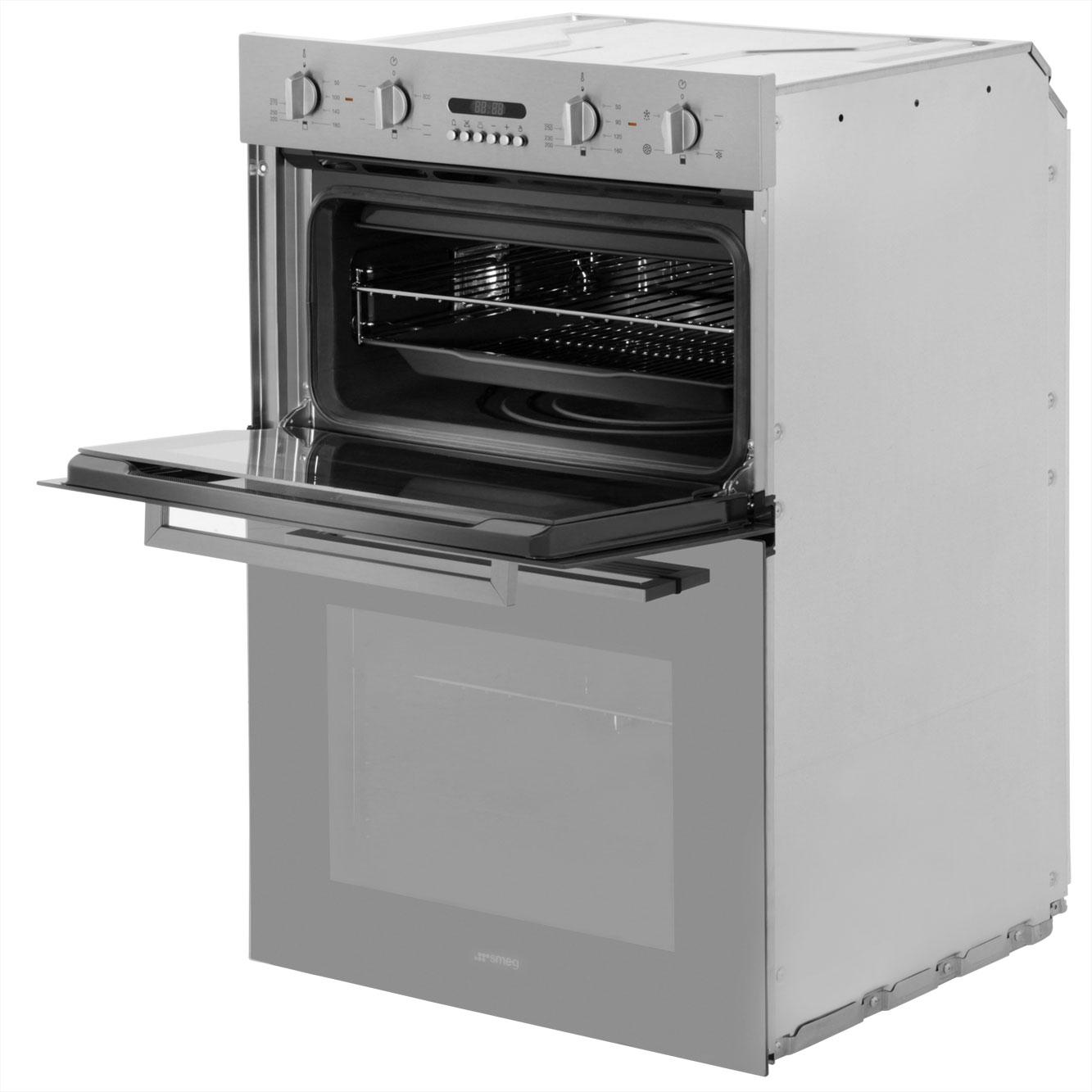 DOSF44X_SS | Smeg electric double oven | ao.com