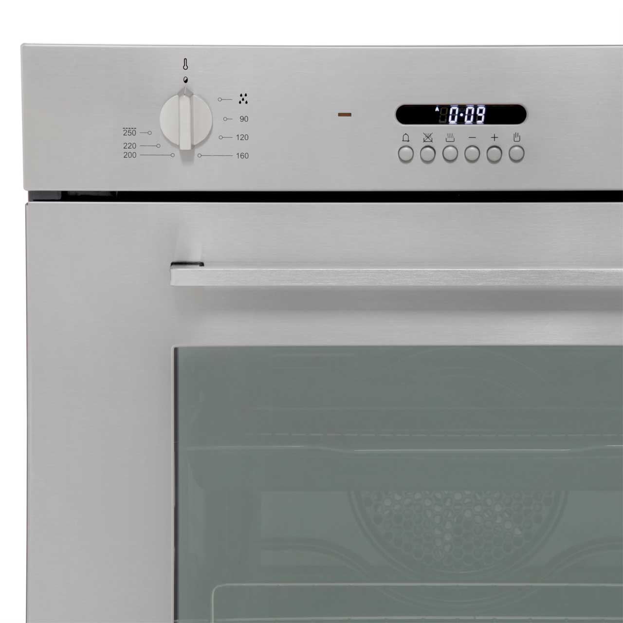 Smeg Cucina SF478X Built In Electric Single Oven - Stainless Steel