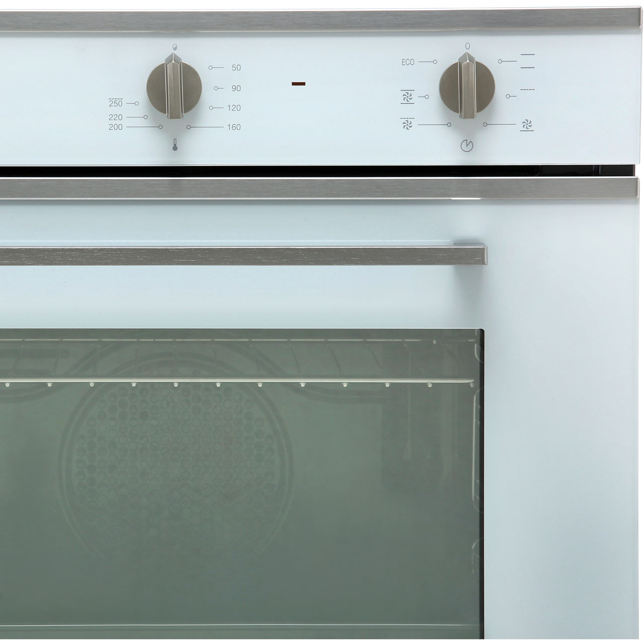 SF64M3VB_WH | Smeg Electric Single Oven | White | ao.com