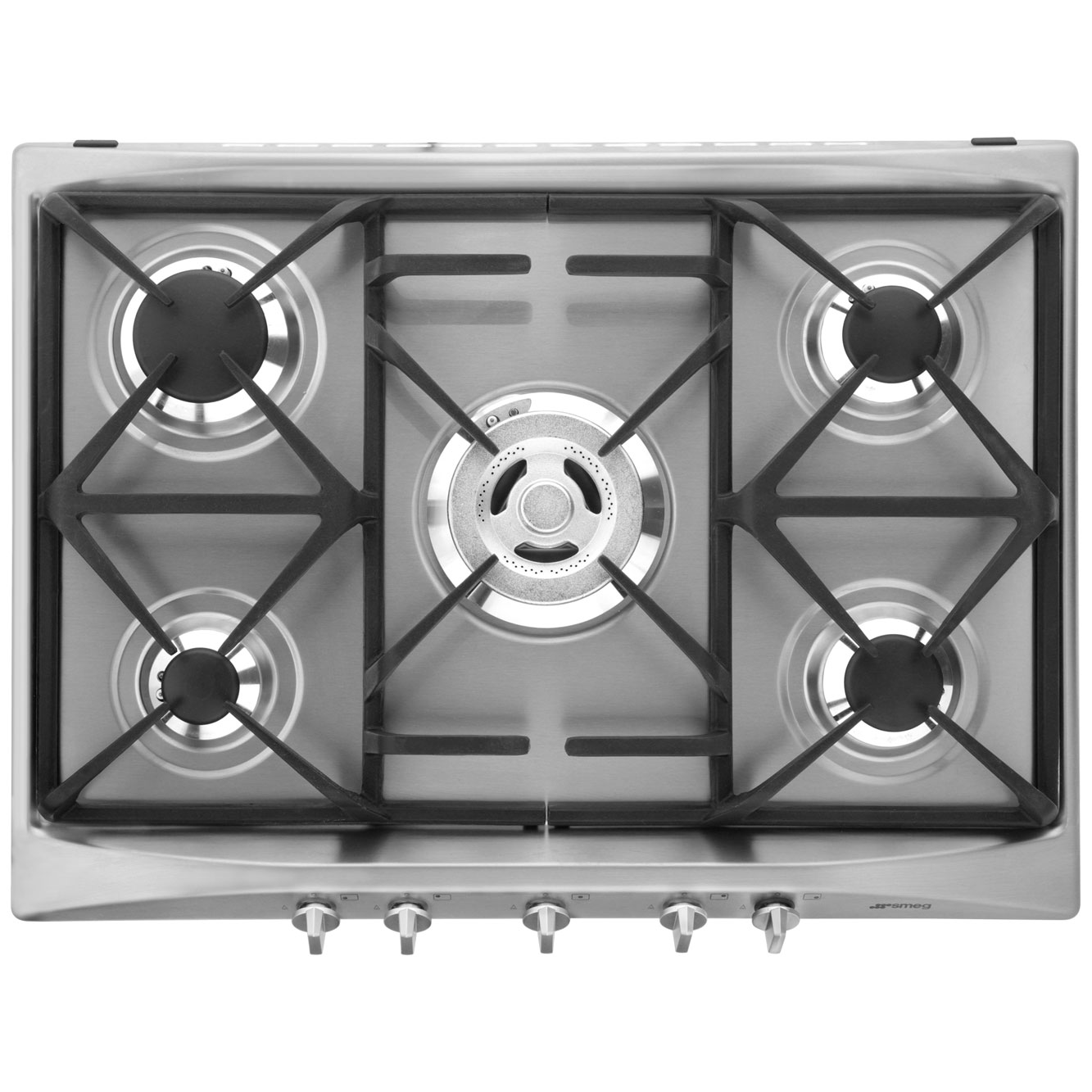 Smeg cucina built in gas hob sr275xgh 5 burners - Cucina a gas smeg ...