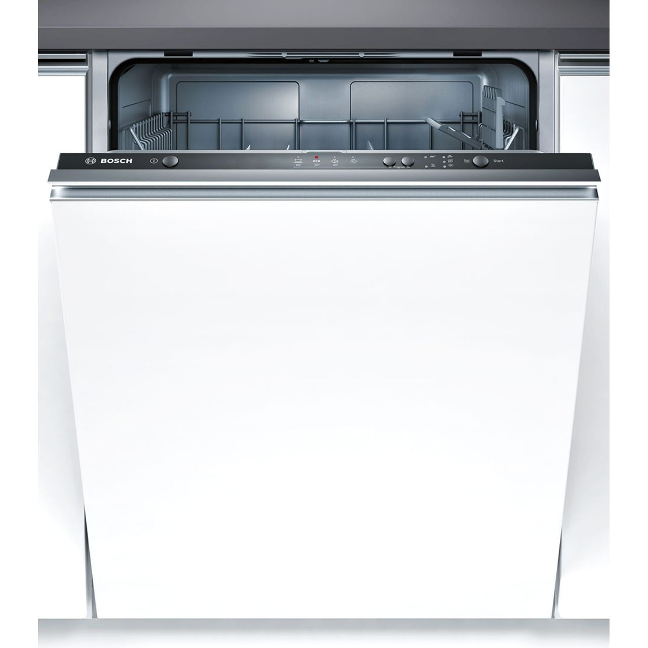 bosch smv40c00gb serie 2 a fully integrated dishwasher. Black Bedroom Furniture Sets. Home Design Ideas