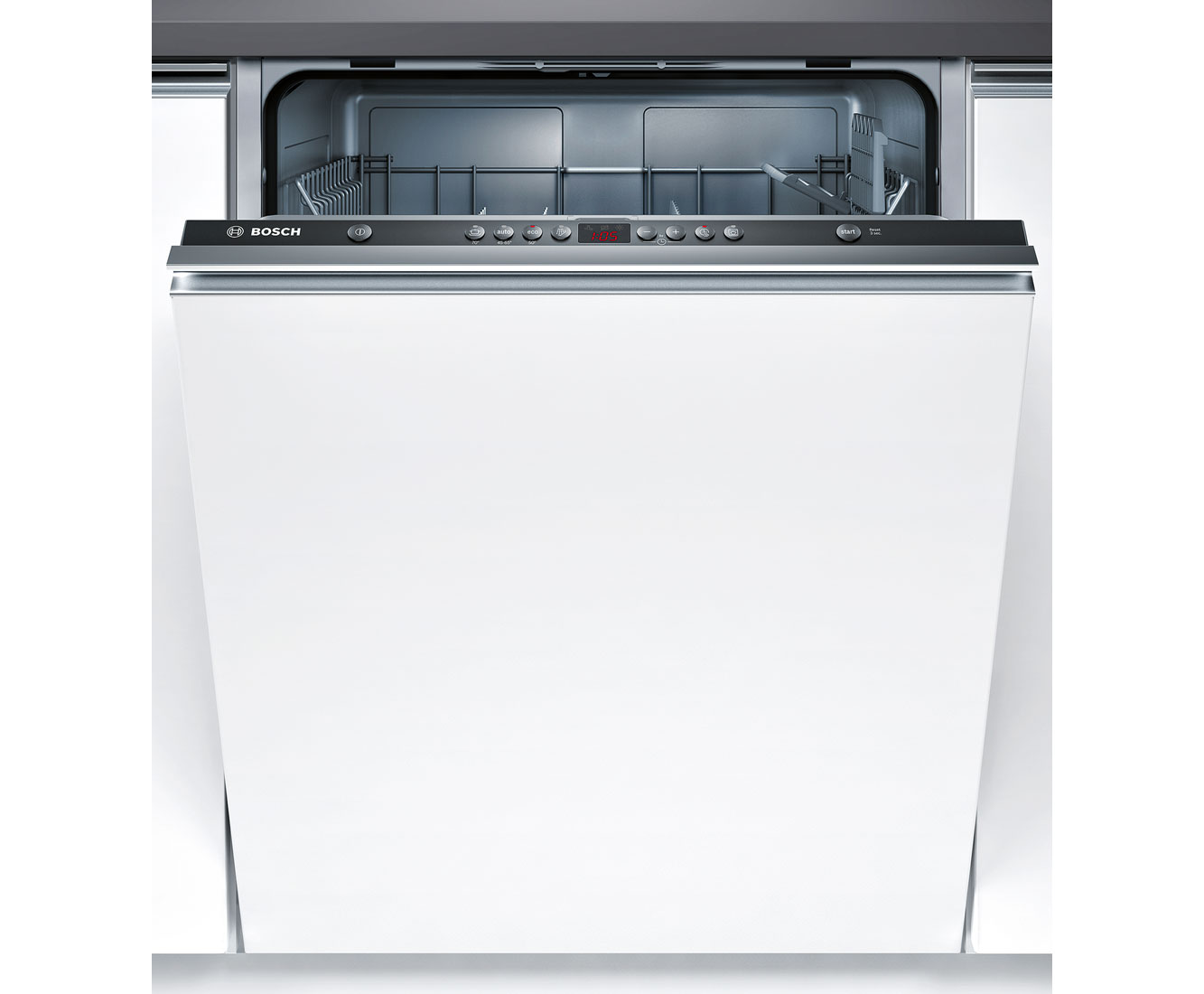 Bosch Serie 6 SMV43L00GB Integrated Dishwasher in Black
