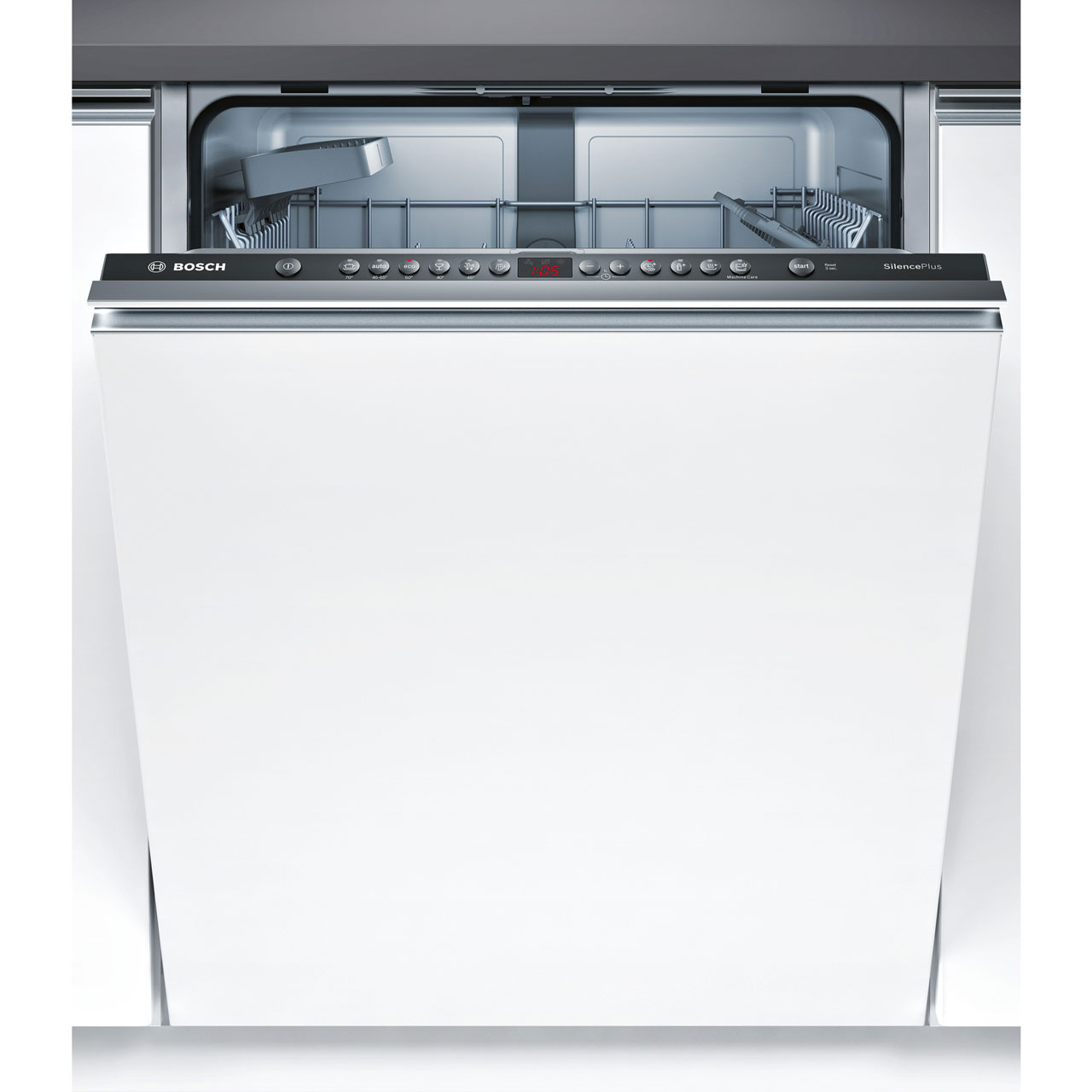 smv46gx01g bk bosch serie 4 integrated dishwasher. Black Bedroom Furniture Sets. Home Design Ideas