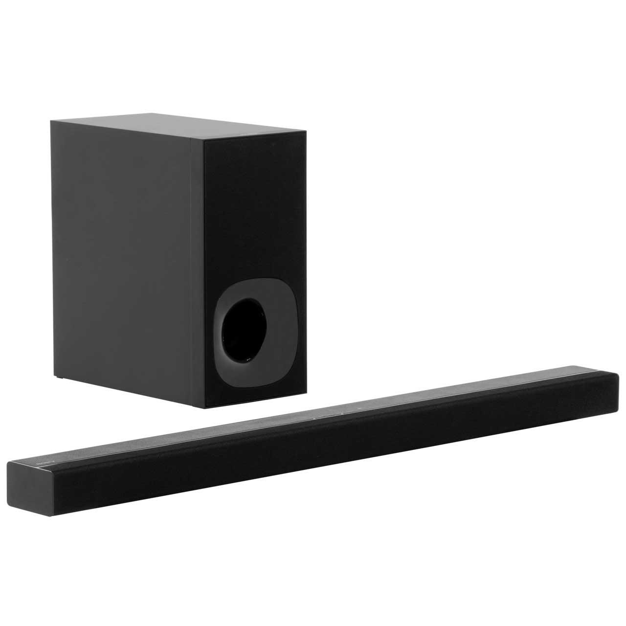 sony ht ct180 bluetooth soundbar wireless subwoofer black