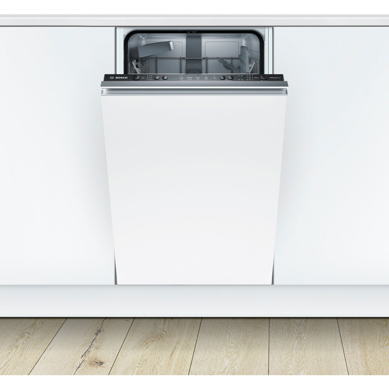 Bosch Spv25cx00g Serie 2 A Fully Integrated Dishwasher