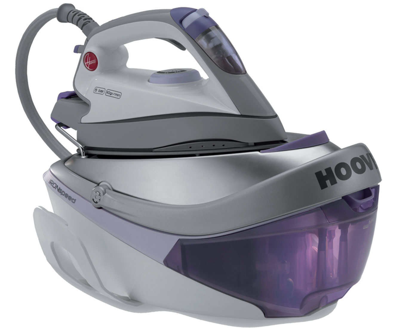 Hoover IronSpeed SRD4108 Steam Generator Iron