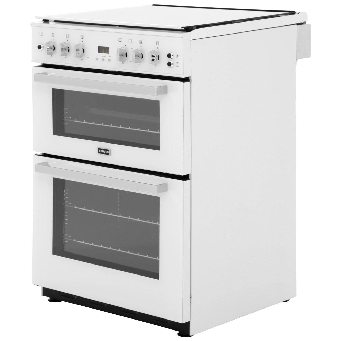 Stoves Gas Cooker   SFG60DOP   LED Display   ao.com