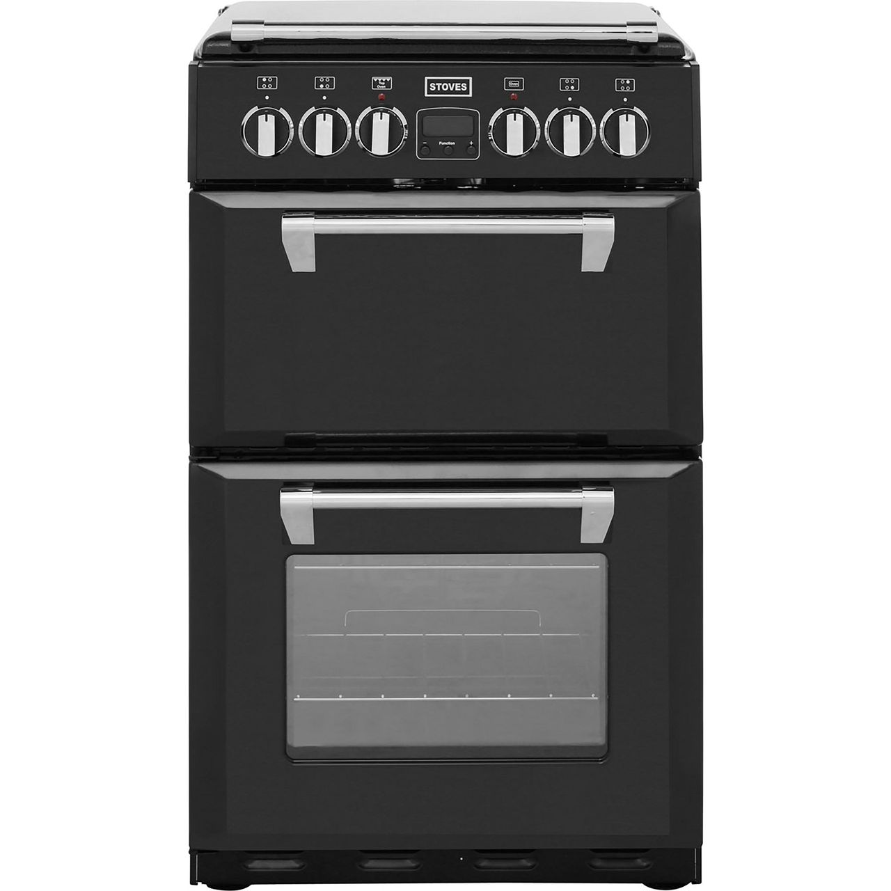 richmond550e bk stoves electric cooker. Black Bedroom Furniture Sets. Home Design Ideas