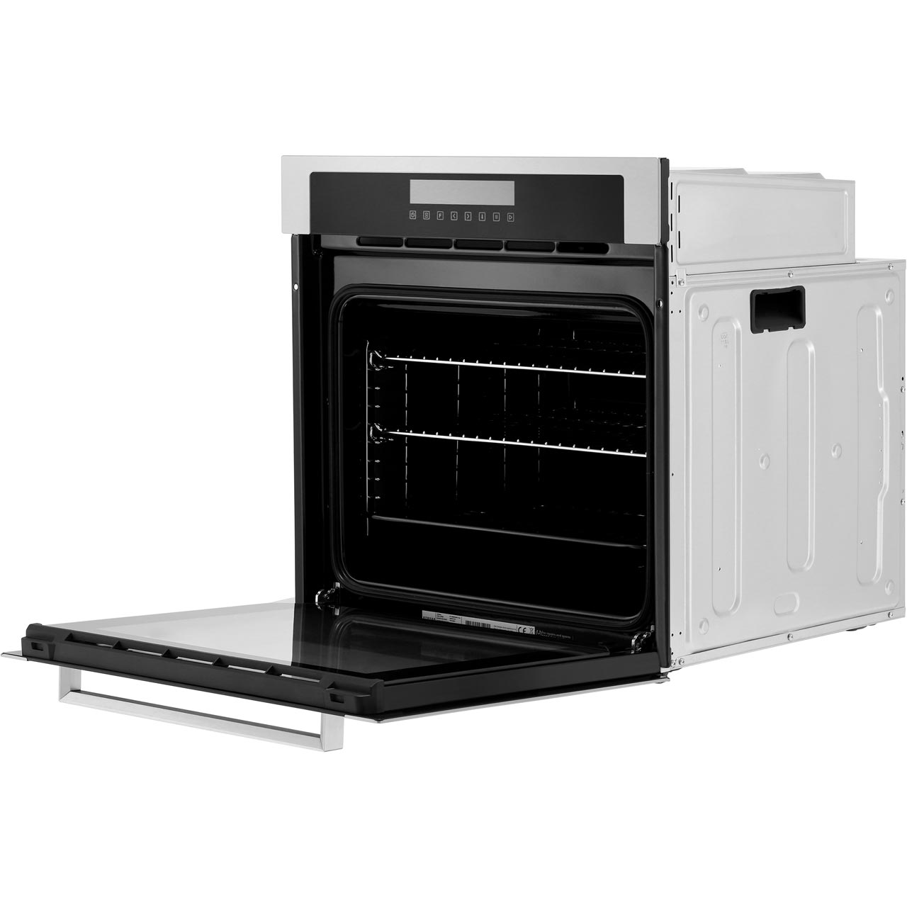 Stoves SEB602MFC Built In Electric Single Oven - Black - A Rated