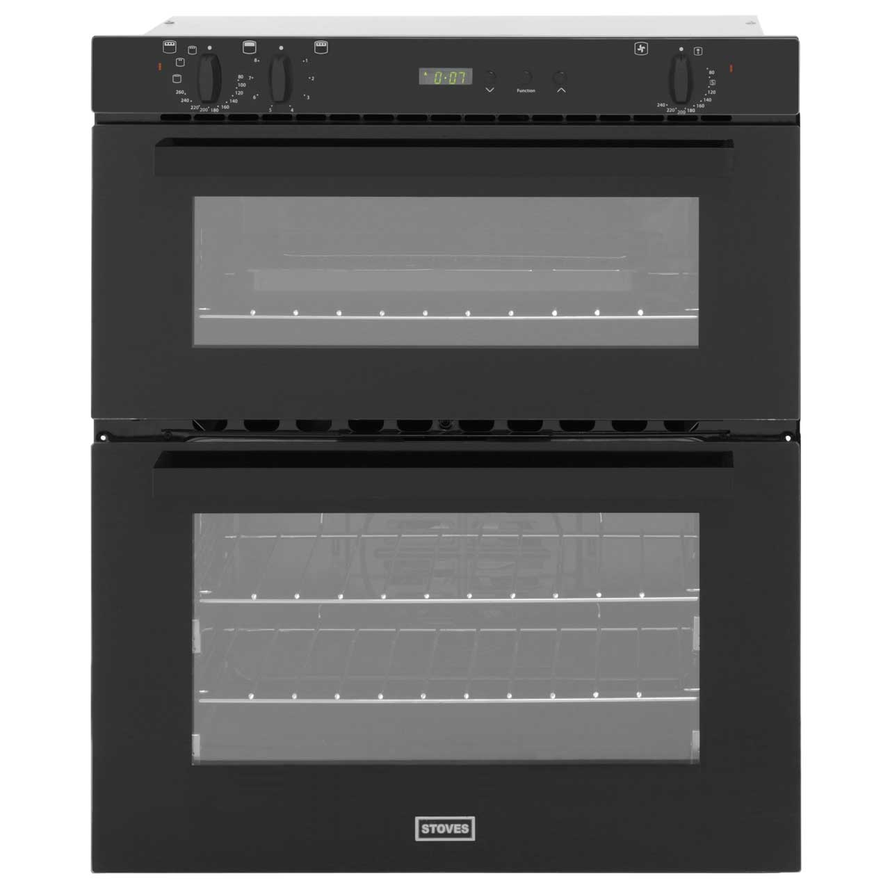 Stoves SEB700FPS Built Under Double Oven in Black