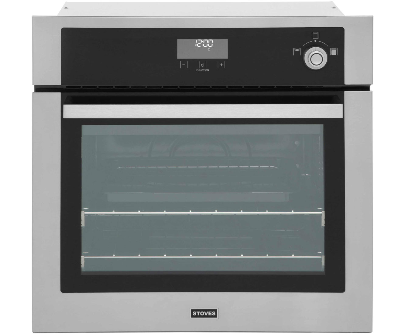 Stoves Professional SGB600MFSe Integrated Single Oven in Stainless Steel