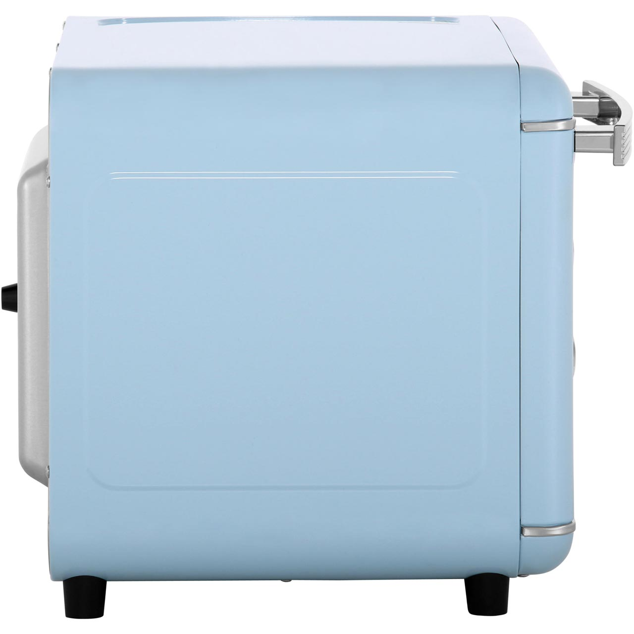 Swan Retro SF37010BLN Mini Oven & Rotisserie - Blue
