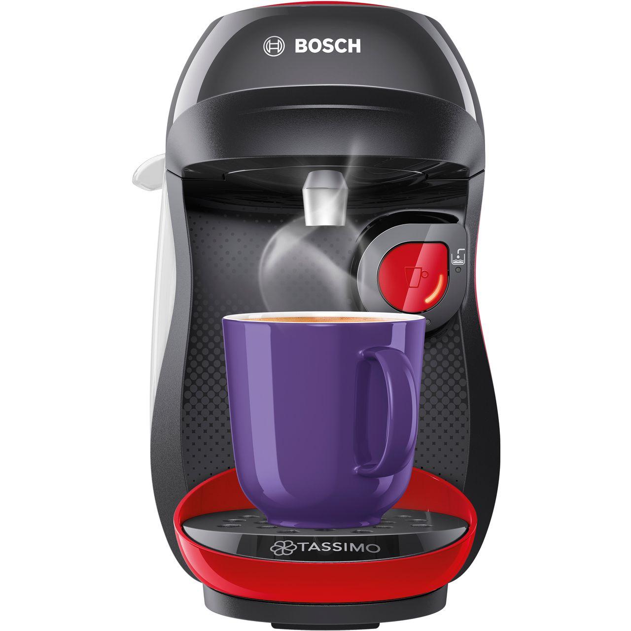 Tassimo by Bosch TAS1003GB Happy Pod Coffee Machine 1400 ...