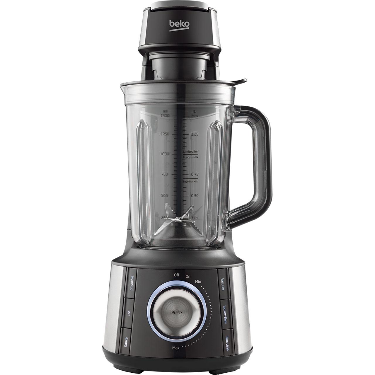 The Beko vacuum blender promises the