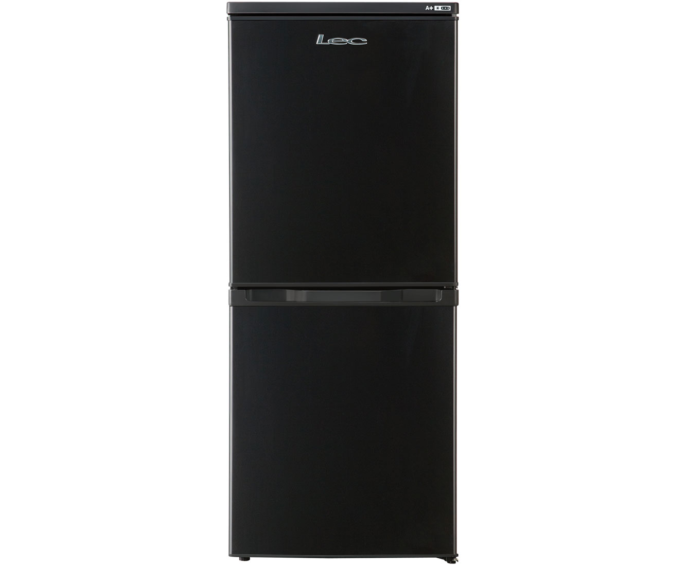 Lec TF55142B 50/50 Frost Free Fridge Freezer - Black
