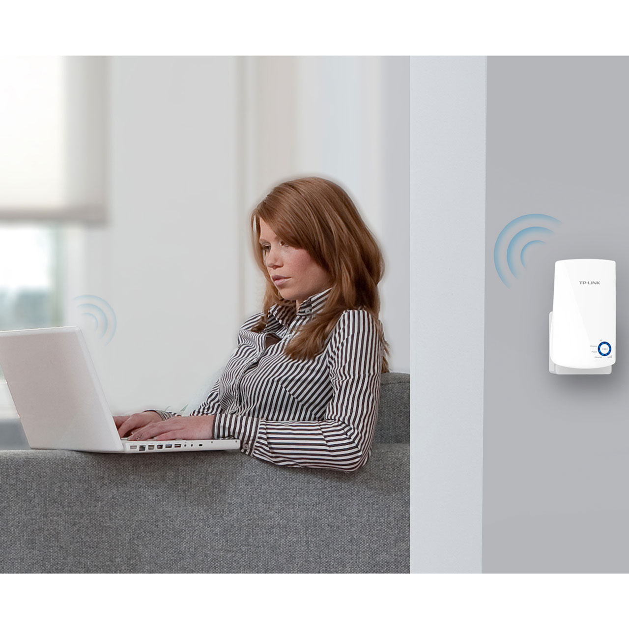 TP-Link Single Band N300 WiFi Range Extender