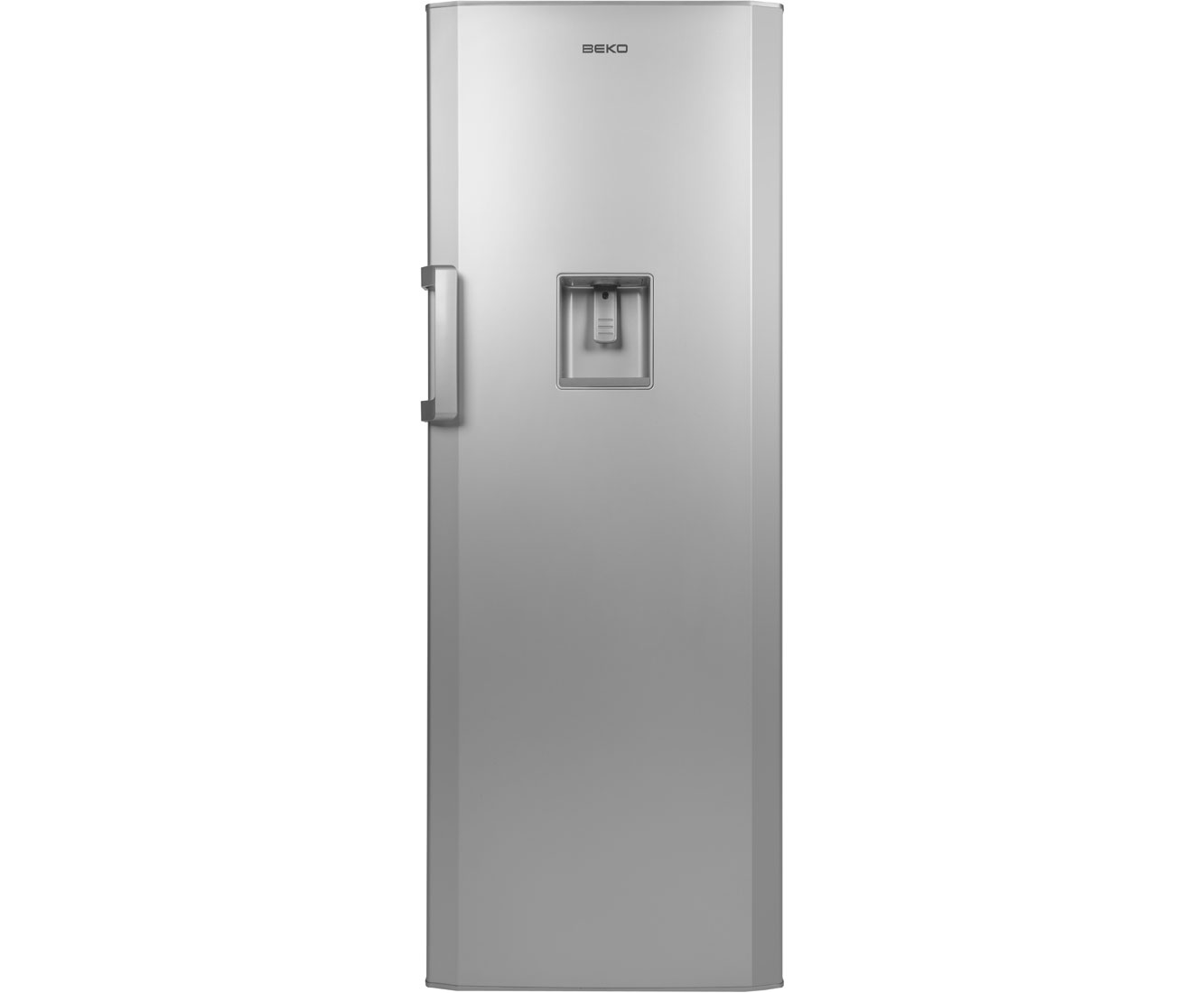 Beko TLDC671S Fridge - Silver