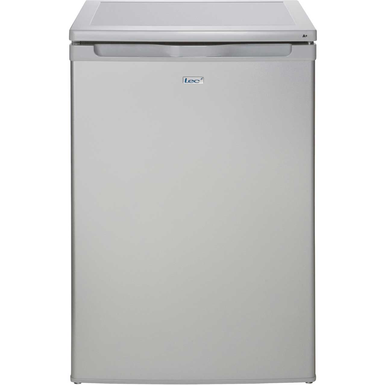 Lec U5511S Under Counter Freezer - Silver