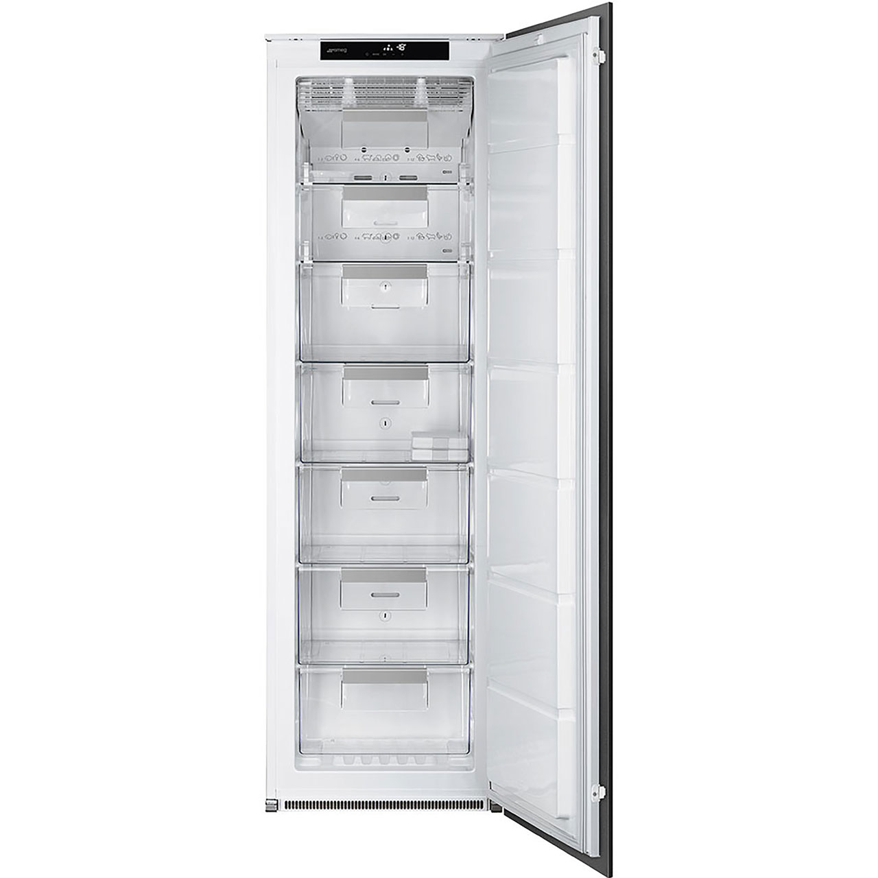 Smeg UKS7220FNDP1 Integrated Frost Free Upright Freezer review