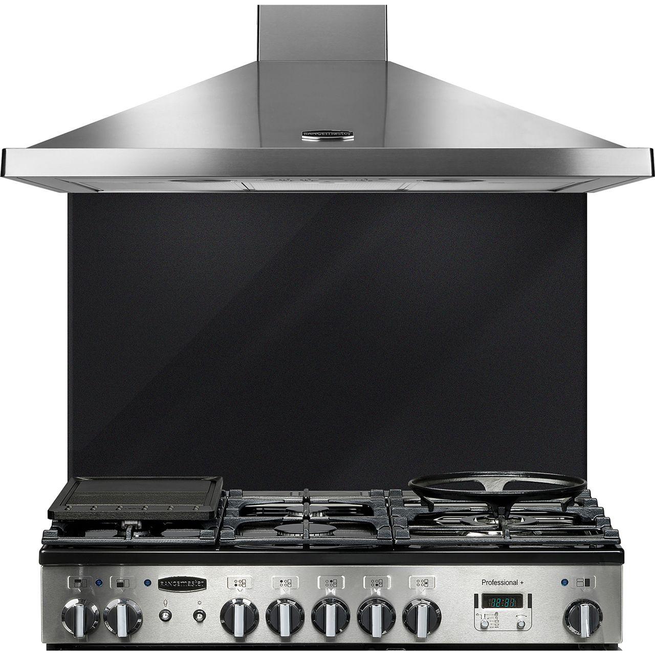 RANGEMASTER 90 110 Genuine Oven Cooker Range a levé Switch Knob Black Gold x 6