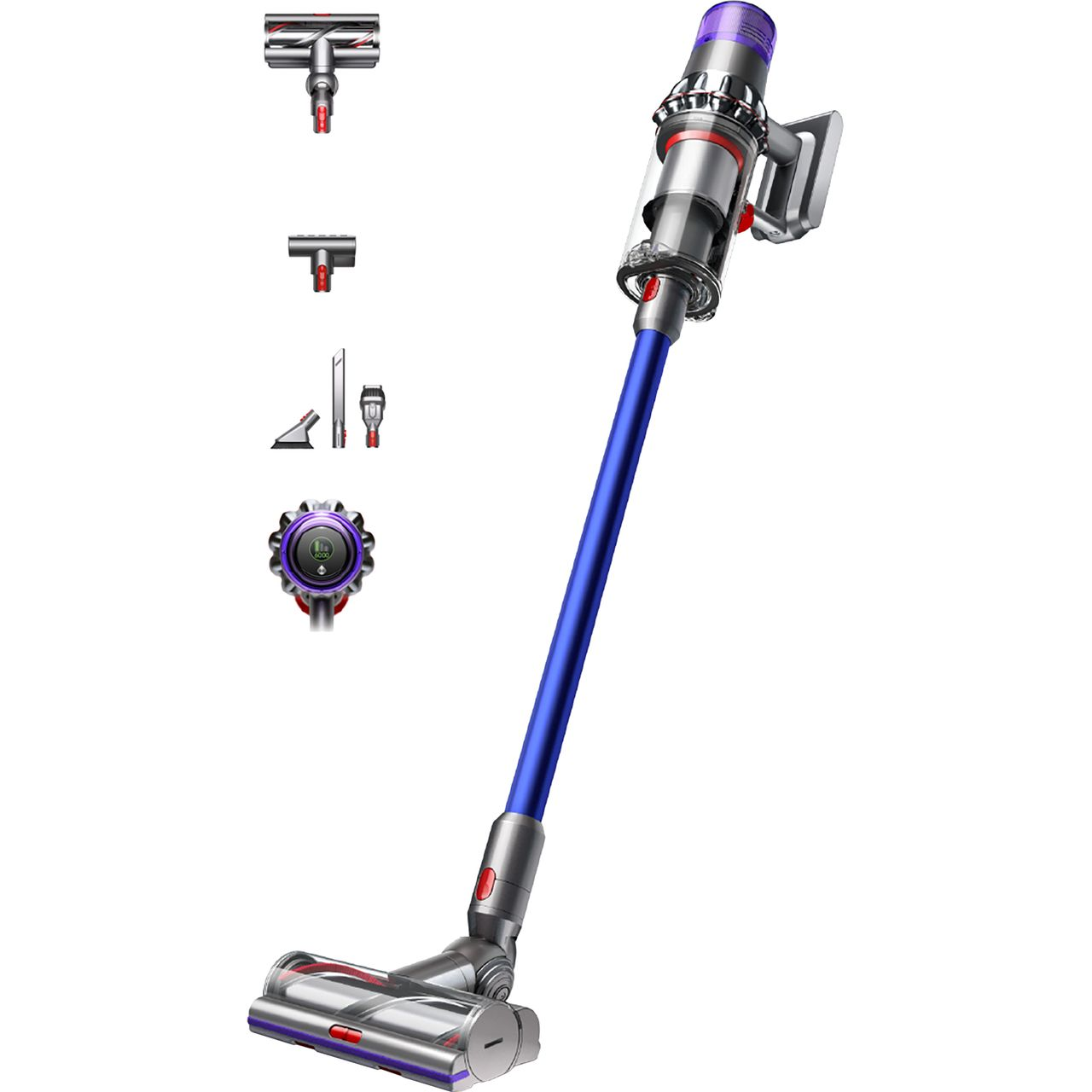 Dyson V11 Absolute Cordless Vacuum Cleaner with up to 60 Minutes Run Time