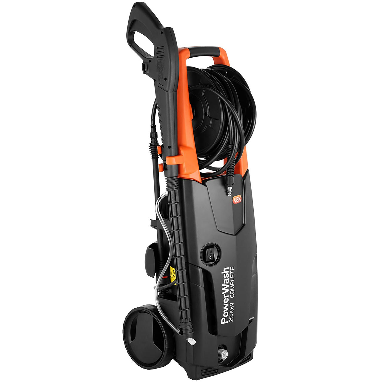 Vax PowerWash P86-P4-T 2500 Watt Pressure Washer review