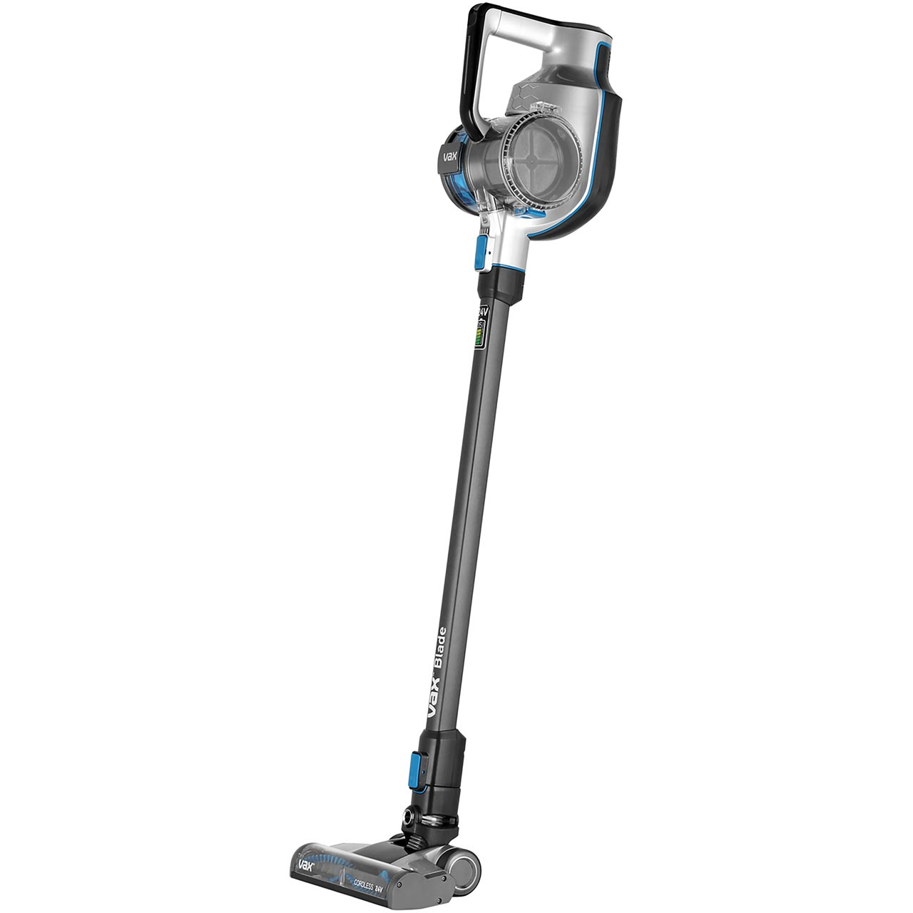 Vax Blade 24v Tbt3v1b2 Cordless Vacuum Cleaner With Up To 35 Minutes Run Time Tbt3v1b2_si