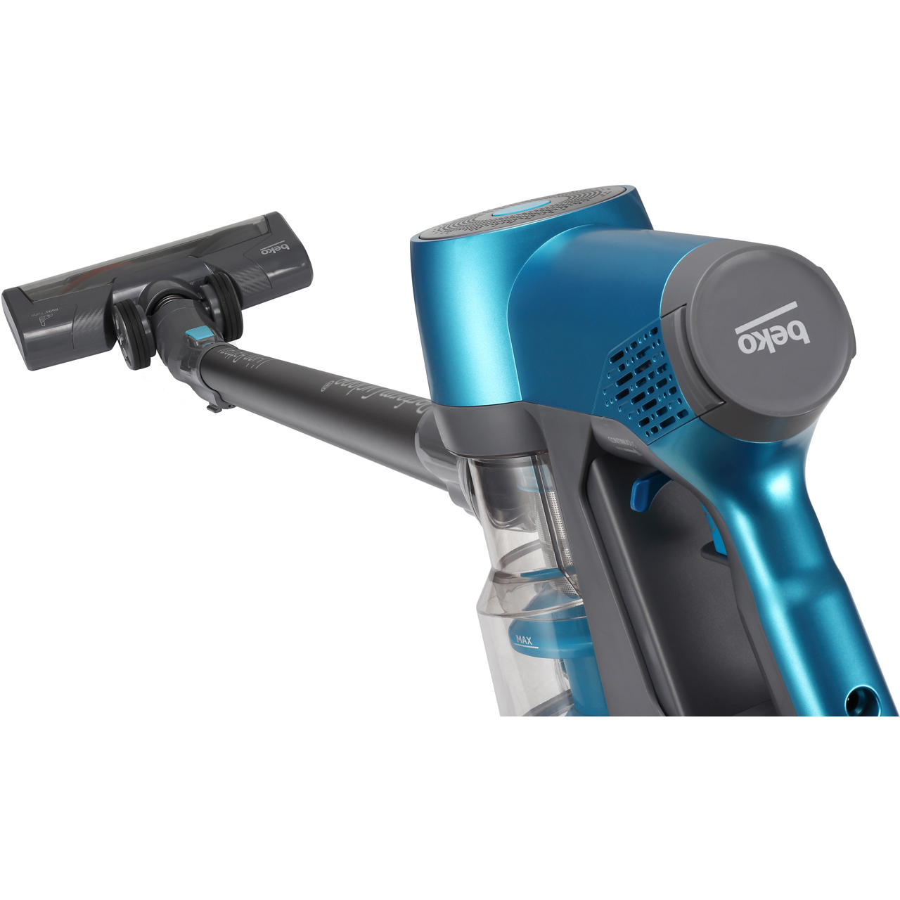 Beko VRT82821DV Cordless Vacuum Cleaner with up to 40 Minutes Run Time