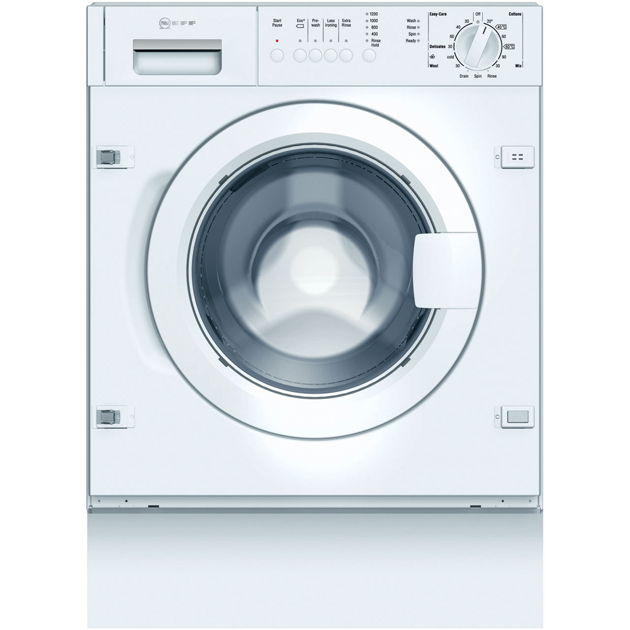 Neff W5420X1GB Integrated Washing Machine in White
