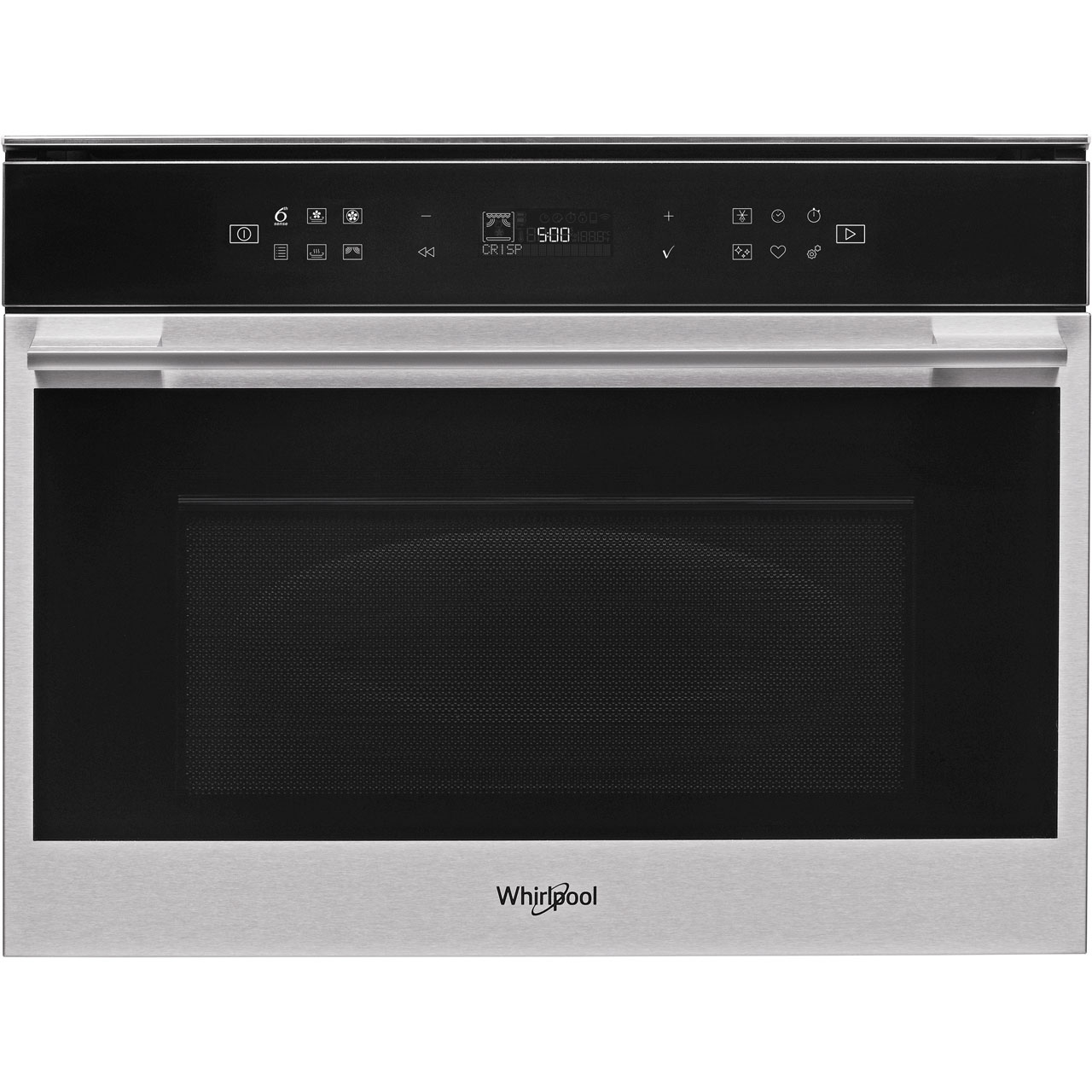 Whirlpool W Collection W7MW461UK Wifi Connected Built In Combination Microwave Oven review