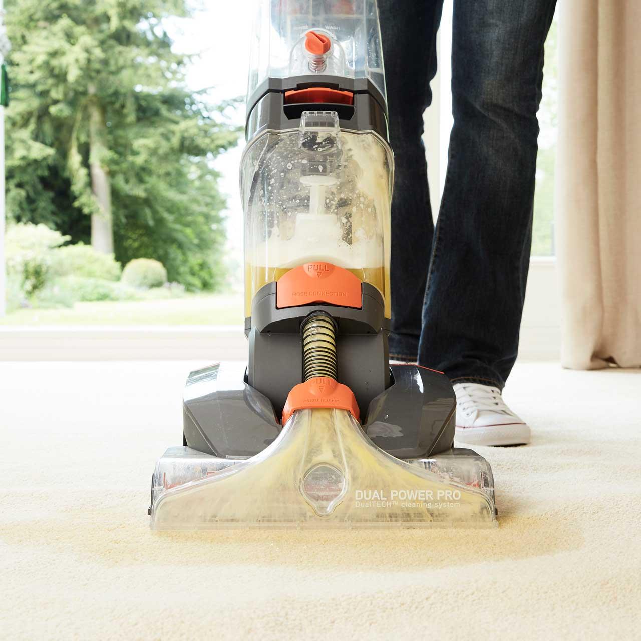 Hoover Carpet Cleaner Brush Not Spinning Scandlecandlecom