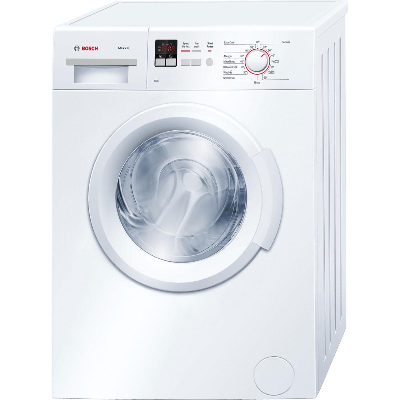 Bosch Serie 2 WAB28161GB 6Kg Washing Machine review