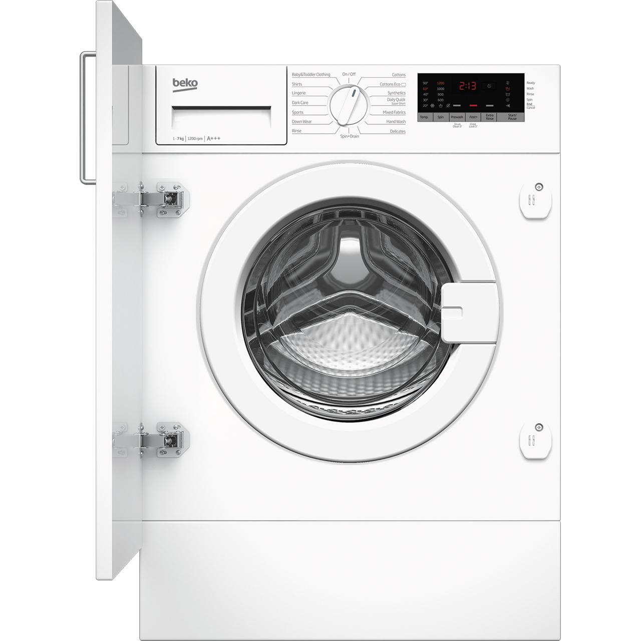 Beko Washing Machine Wiring Diagram