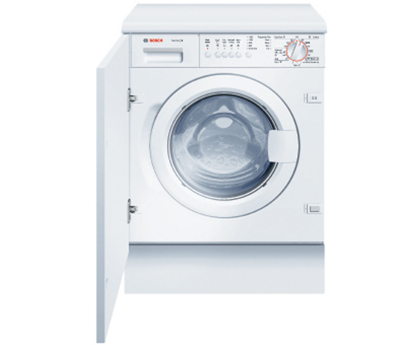 Bosch Serie 8 WIS24141GB Integrated Washing Machine in White