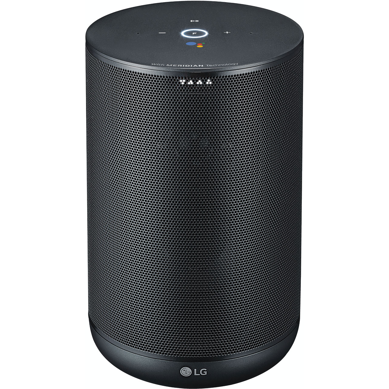 LG XBOOM AI ThinQ Wireless Speaker with Google Assistant Black