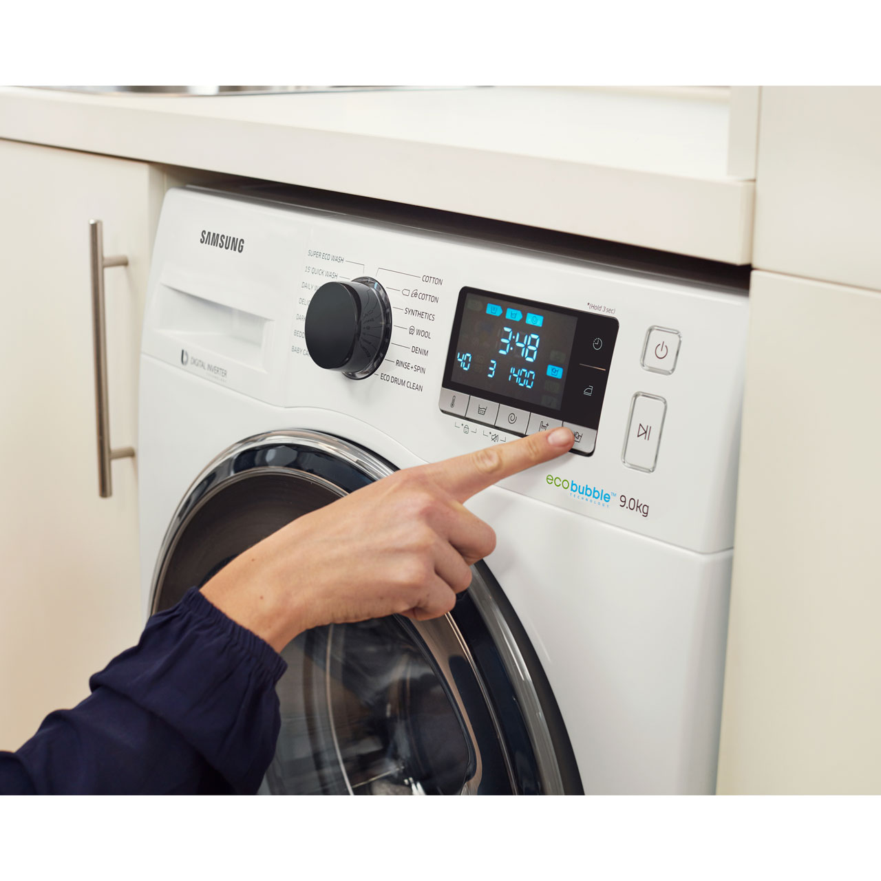 Ww90j5456fwwh samsung washing machine 9kg ao biocorpaavc Images